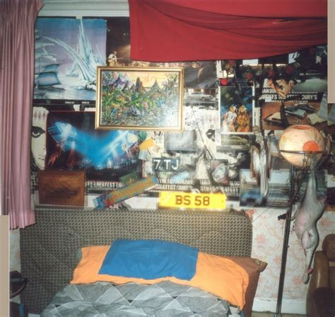 1980s Teenagers and Their Bedroom Walls - Flashbak
