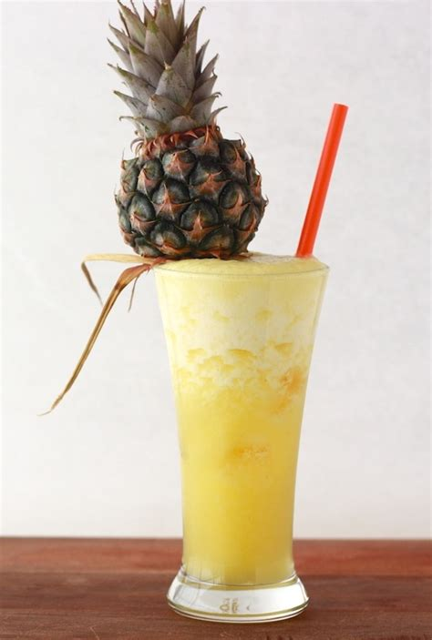 American Welcome Drink - Pineapple Ginger Cocktail