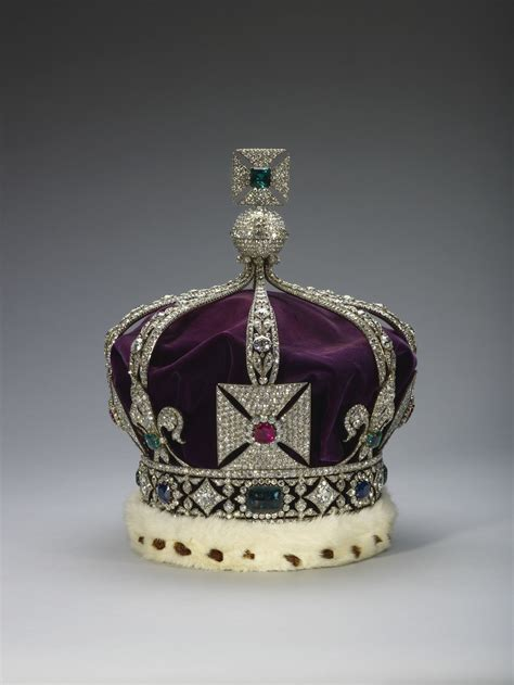 RCIN 31706 - The Imperial Crown of India