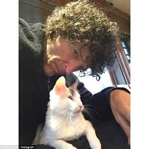 Howard Stern and wife Beth reveal they have SIX felines at