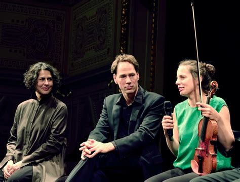 Podium discussion with the Berlin Philharmonic Chamber