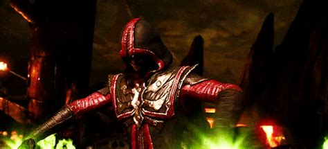 Awesome Ermac Mortal Kombat Animated Gif Images - Best