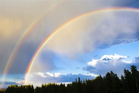 How rare are double rainbows? | HowStuffWorks