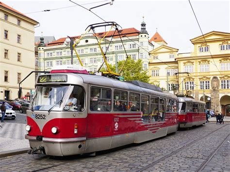 Prague Trams Page 1: Overview - www