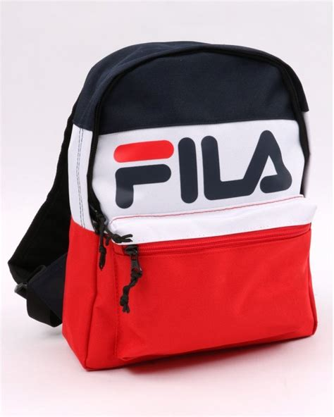 Fila Vintage Small Backpack | 80s Casual Classics