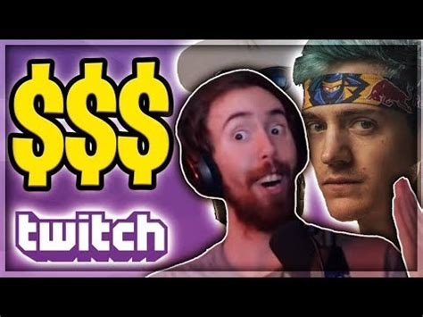 """Asmongold Reacts to """"How Much MONEY Do Twitch Streamers"""