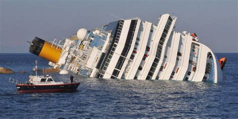 Maritime history: Costa Concordia disaster - SAFETY4SEA