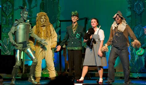 """WGHS DRAMA Past Shows 2006-2013: Fall Musical 2009 - """"The"""