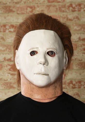 Authentic Michael Myers Mask - Scary Halloween Masks