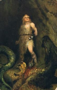 Siegfried the Dragon Slayer - new course for Winter Term