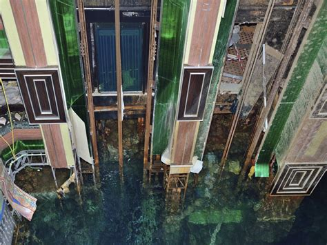 Here's What The Inside Of The Sunken Costa Concordia Looks