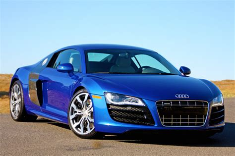 Sports Cars Fans: First Drive: 2010 Audi R8 V10